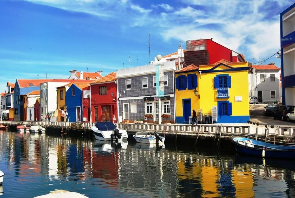 פורטוגל, מרכז קדם לטיולים